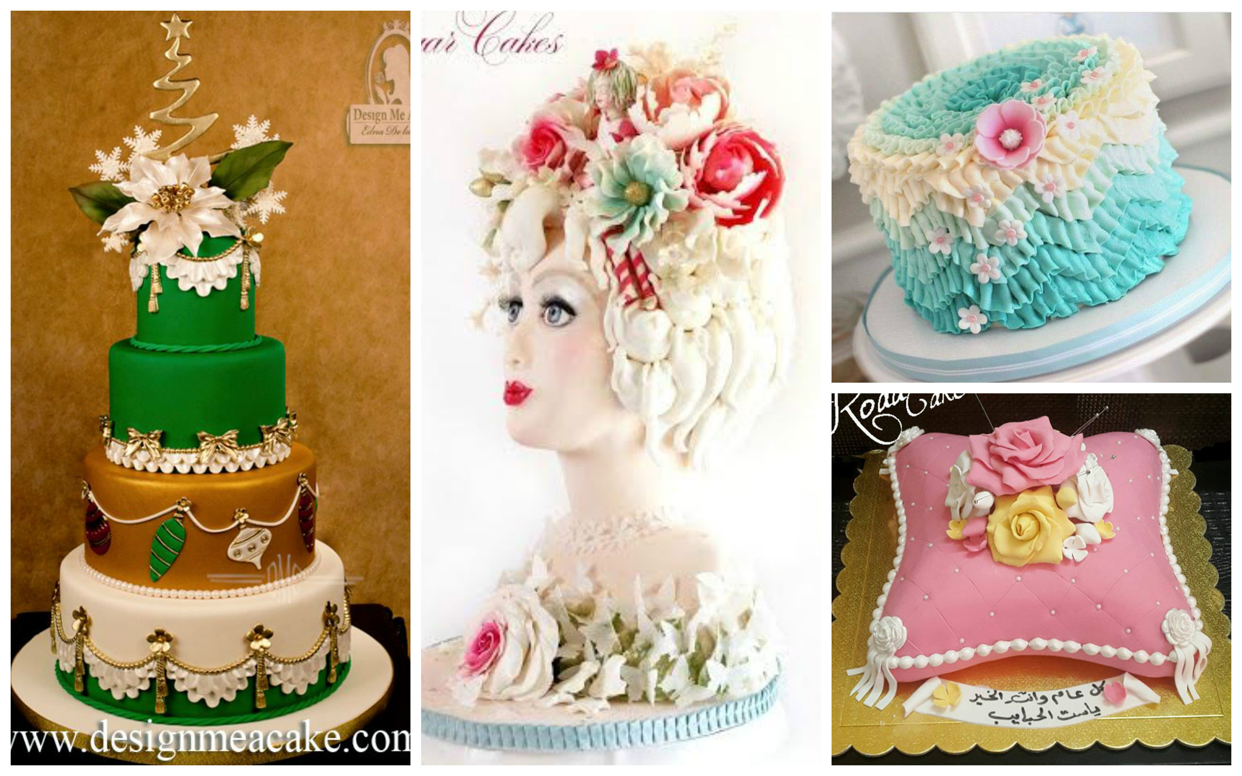 Competition Best Cake Decorator In The World