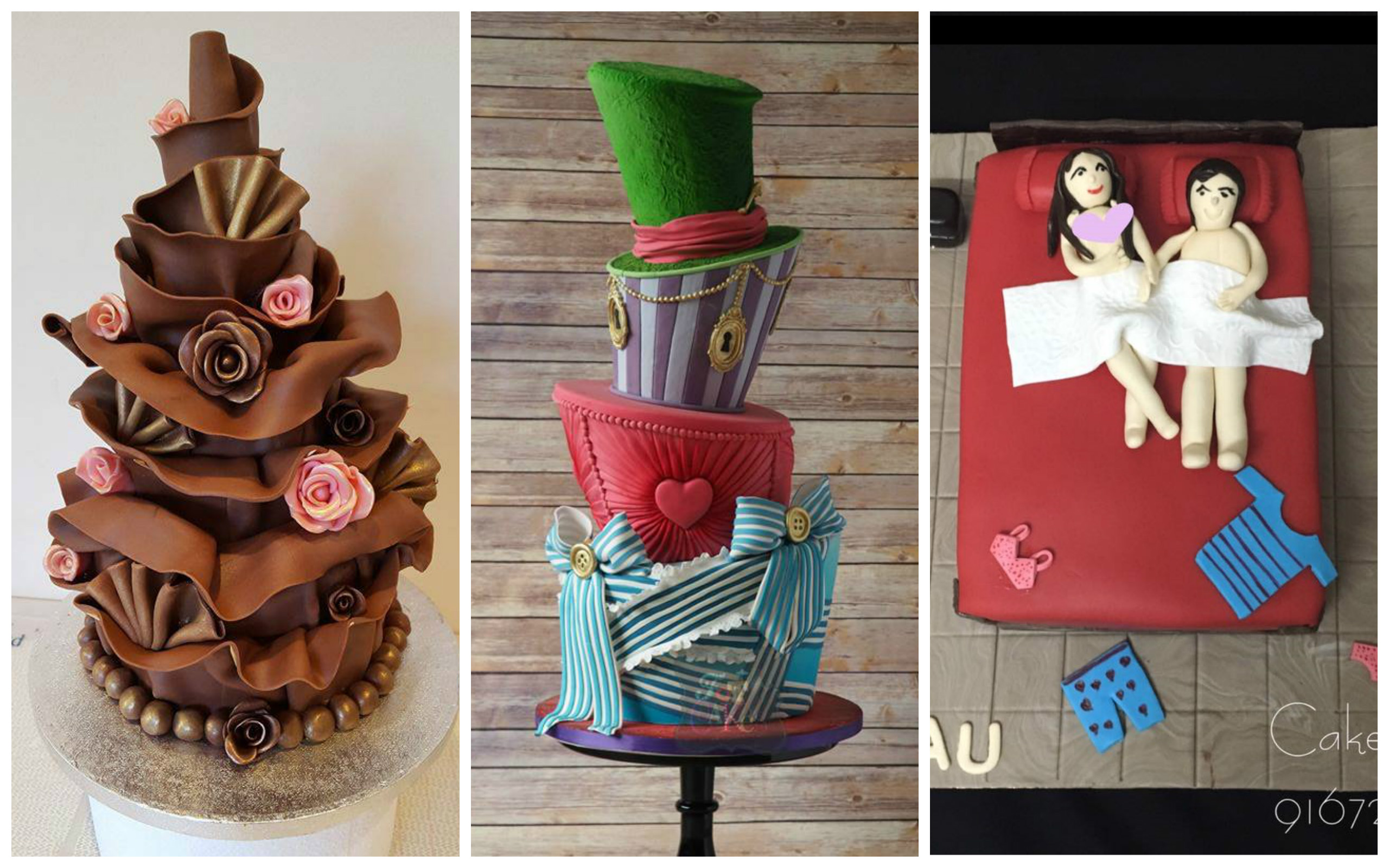 Cake Design Competition : Competition: Certified Cake Master of the World