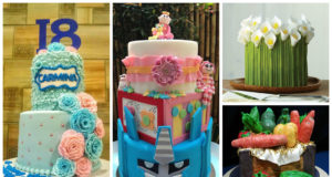 Competition: Ever Sensational Cake Artist In The World