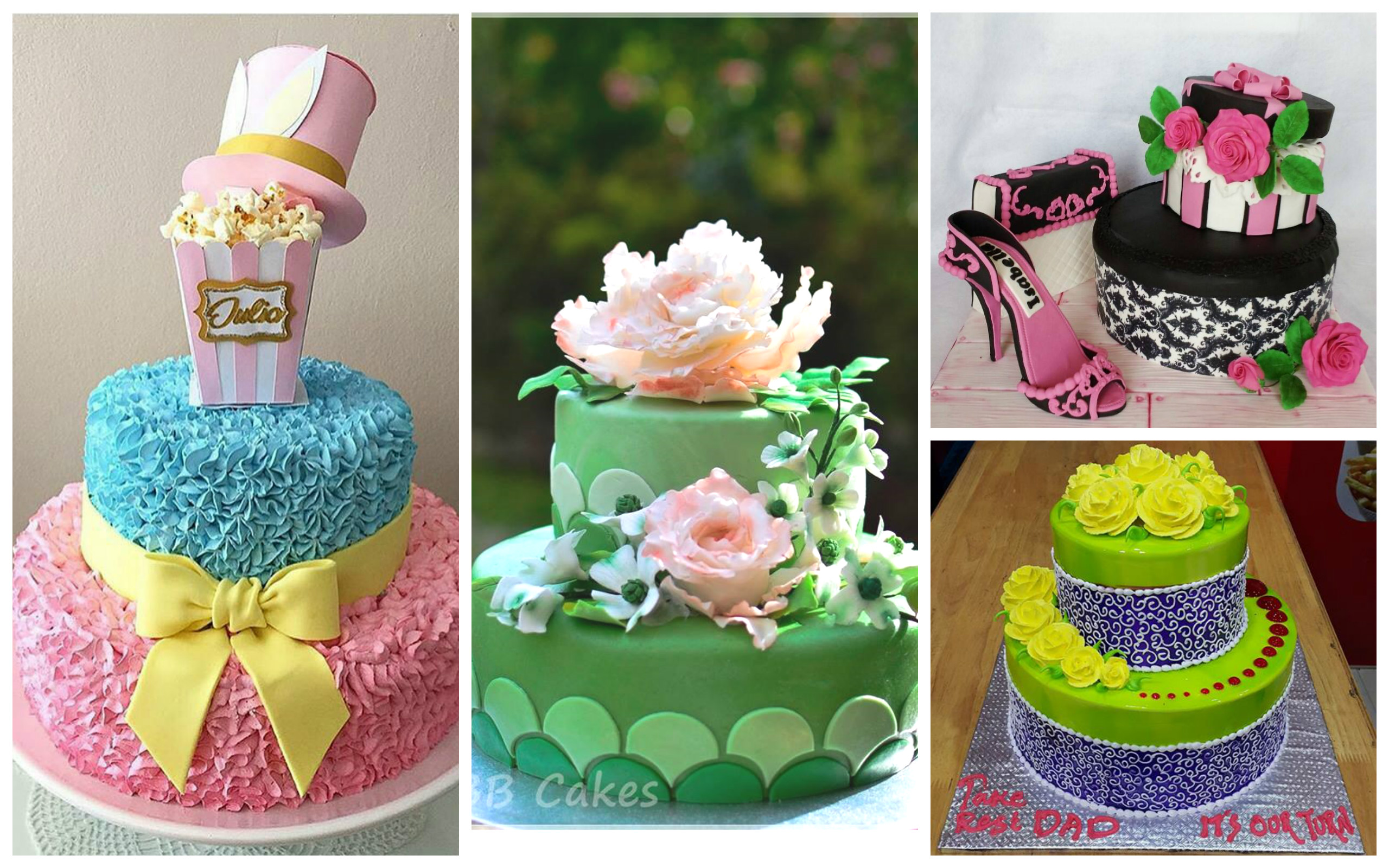 Cake Design Competition : Competition: The Number 1 Cake Expert In The World - Page ...