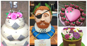 Competition: World's Most Valuable Cake Expert