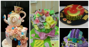 Competition: World's Super Extraordinary Cake Decorator
