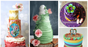 Contest: Super Fantastic Cake Artist In The World