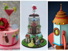 Join and Vote: World's Most Inspiring Cake Artist