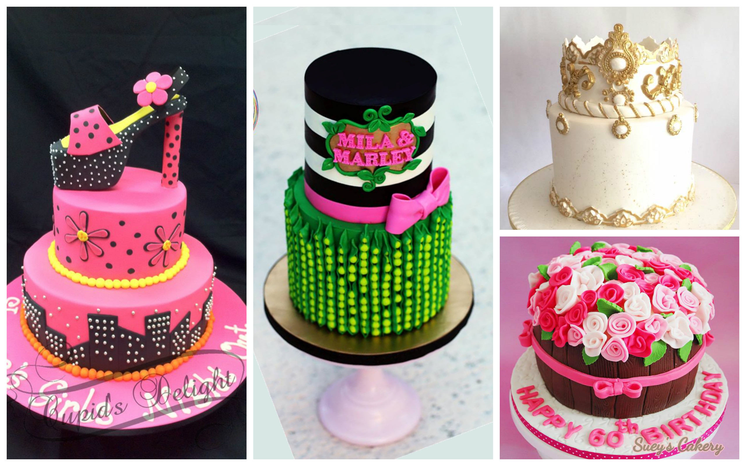 search for the highly professional cake artist in the world