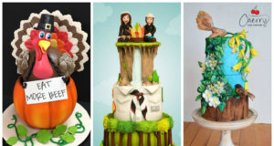 Search For The World's Super Awesome Cake Artist