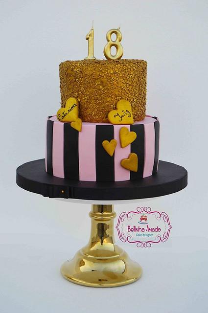 Cake from Cakes by Betinha Amado – Cake Designer