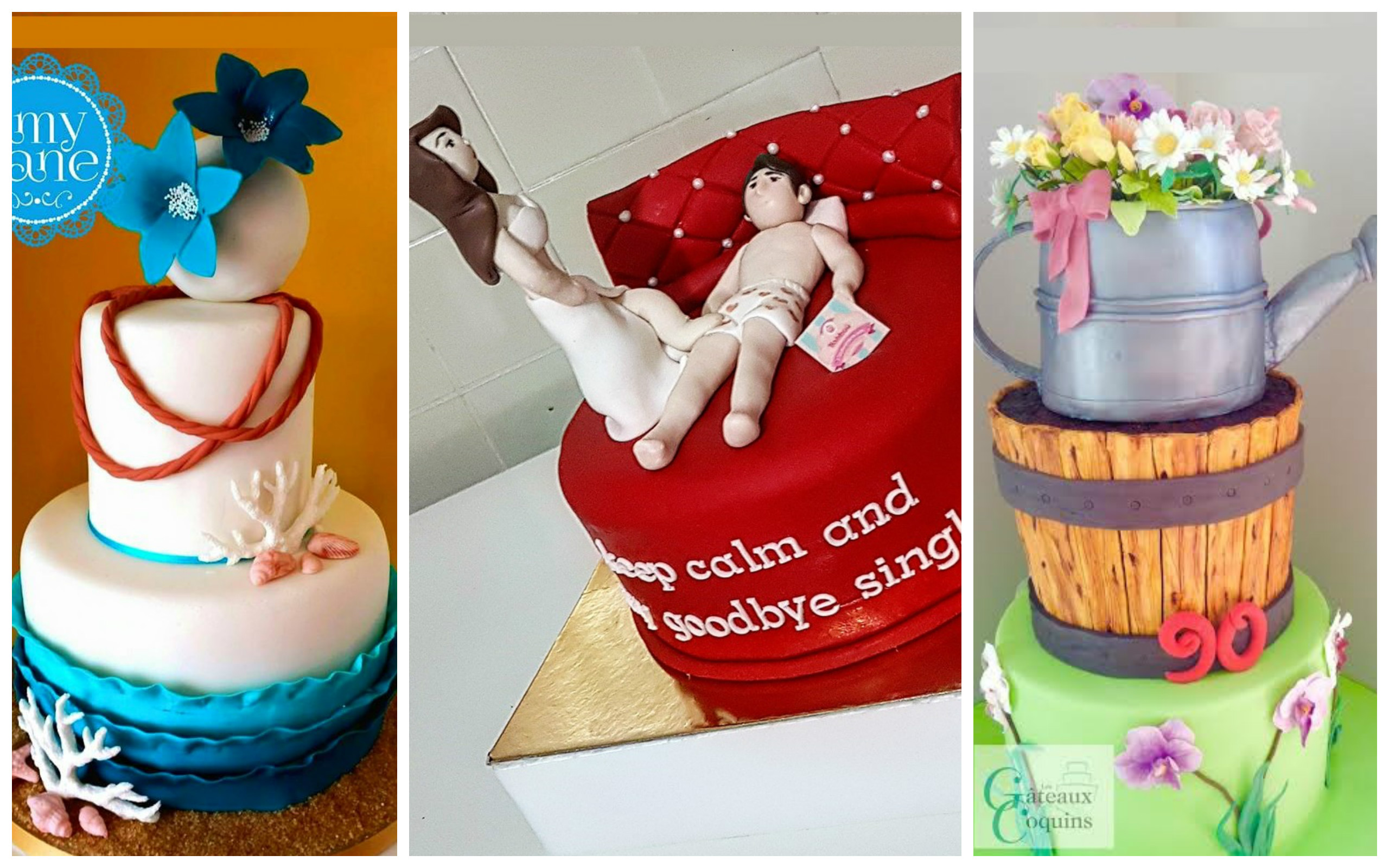 Cake Design Competition 2018 : Competition: 2016 s Super Talented Cake Artist