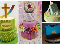 Competition: Ever Marvelous Cake Decorator In The World