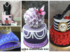 Competition: Highly Prestigious Cake Designer