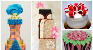 Competition: Highly Skillful Cake Decorator In The World