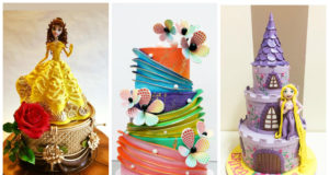 Competition: Most Remarkable Cake Artist In The World