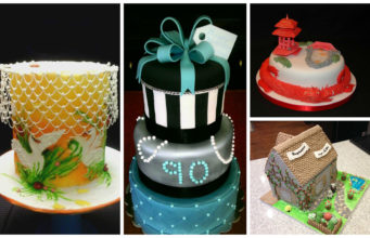 Competition: Super Outstanding Cake Master In The World