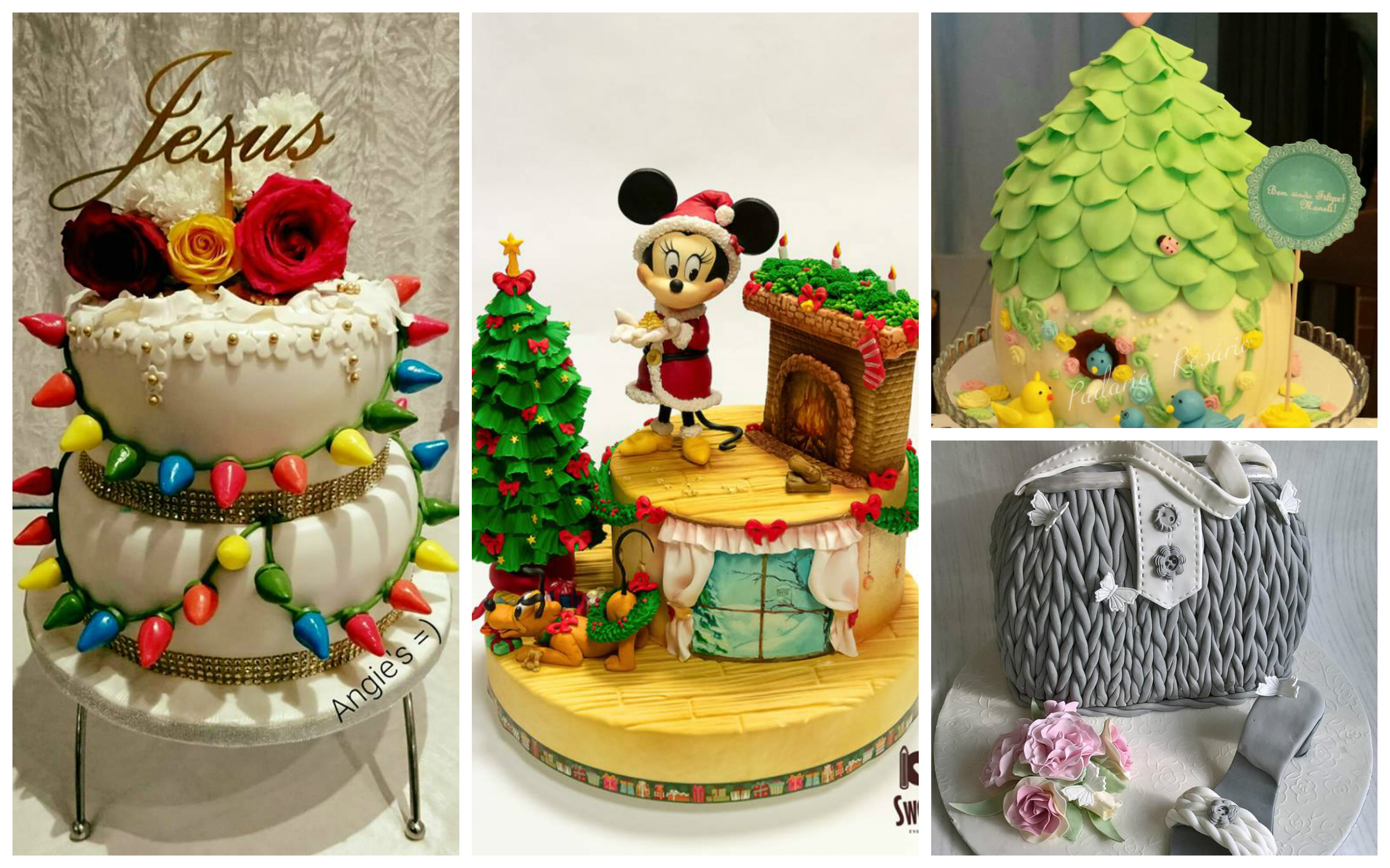 Competition: The Number 1 Cake Artist In The World - Page ...