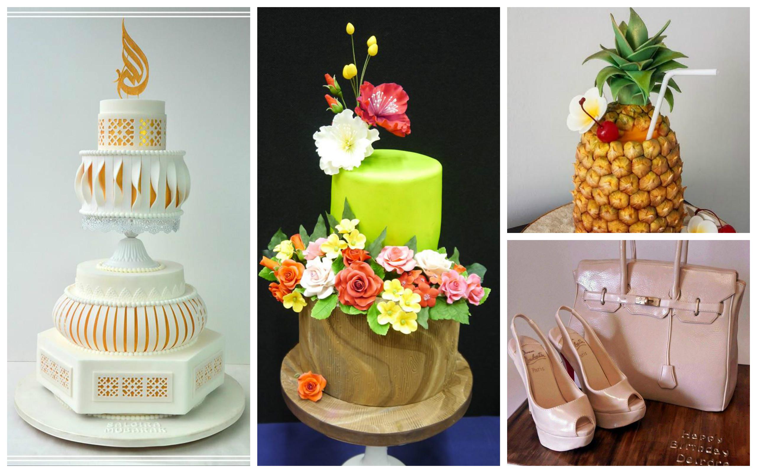 competition world famous cake decorator - Cake Decorator