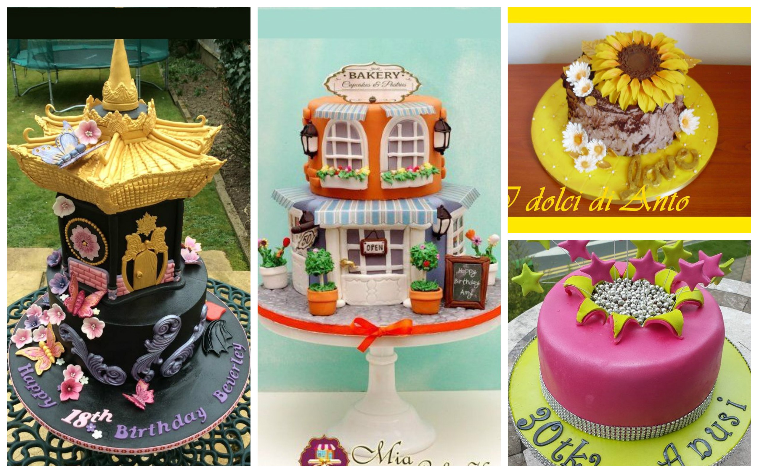 Cake Design Competition : Competition: World s Super Excellent Cake Decorator