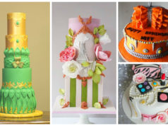 Search For The World's Ever Beautiful Cake