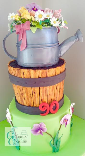 Cake by Julie Perron