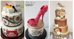 Competition: Superb Cake Designer in the World