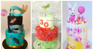 Competition: World-Class Cake Designer