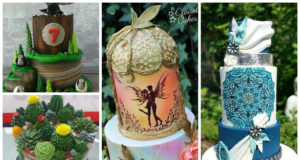 Competition: World's Award-Winning Cake Decorator