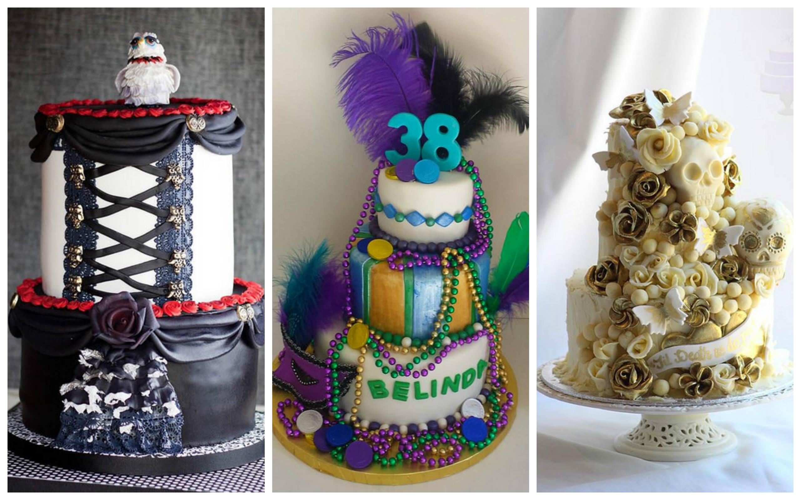 Competition Worlds Best Cake Designer