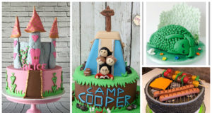 Competition: World's Best Known Cake Artist
