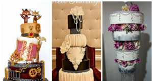 Competition: World's Highly Prestigious Cake Artist