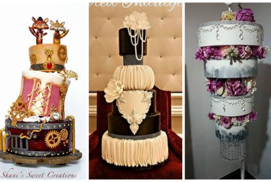 Competition: World's Highly Prestigious Cake Artist