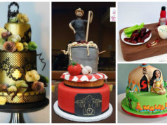 Competition: World's Legendary Cake Artist
