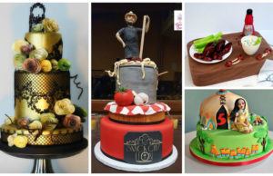 Competition: World's Legendary Cake Artist