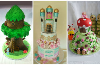 Competition: World's Most Wonderful Cake