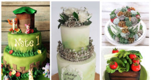 Competition: World's Super Ideal Cake Designer
