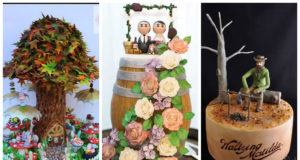 Competition: World's Super Stunning Cake of All Time