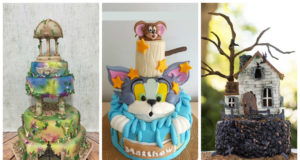 Competition: Artist of the World's Most Unique Cake