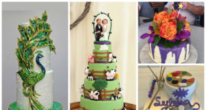 Competition: Highly Exquisite Cake Artist in the World