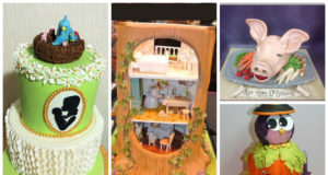 Competition: Very Clever Cake Artist In The World