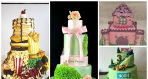 Competition: World's Bespoke Cake Decorator
