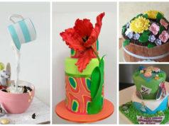Competition: World's Ever Fantastic Cake Designer