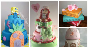 Competition: World's Genuine Cake Artist