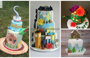 Competition: World's Highly Remarkable Cake Decorator