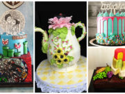 Competition: World's Highly Skillful Cake Artist