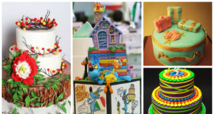 Competition: World's Super Artistic Cake Designer