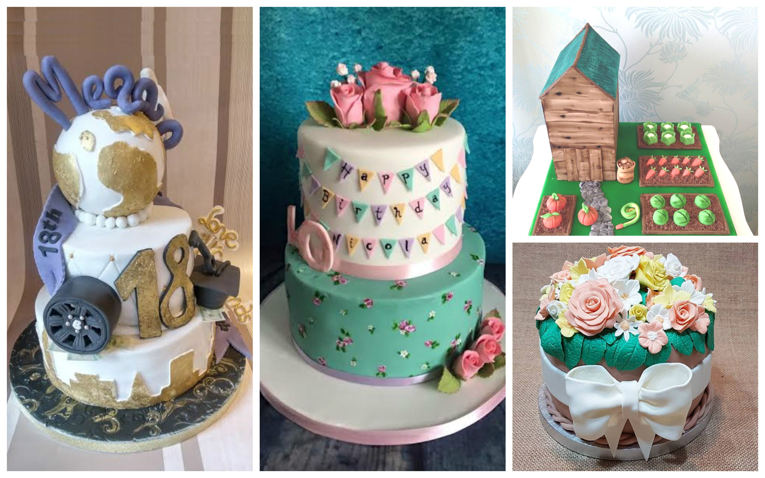 Cake Design Competition : Competition: Artist of the World s Finest Cake - Page 6 of 21