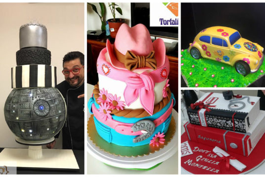 Competition: World's First Choice Cake Expert