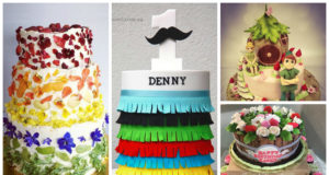 Competition: World's Super Creative Cake Artist