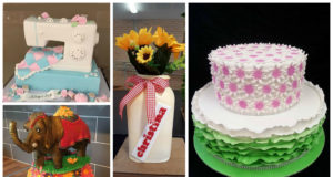 Competition: World's Brilliant-Minded Cake Artist