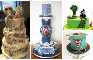 Competition: World's Most Artistic Cake Master