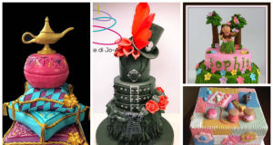 Competition: World's Super Ideal Cake Artist