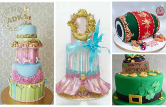 Competition: World's Versatile Cake Artist
